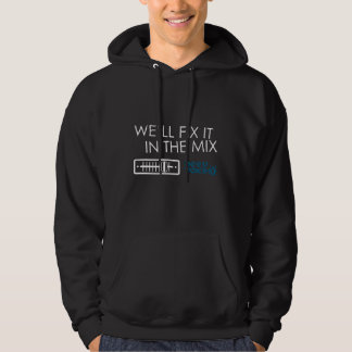 "Deep Voices ""We´ll fixed It in The mix"" shirt"