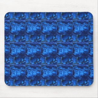 """""""Deep Waters 3"""" Tiled Abstract Design Mousepad"""