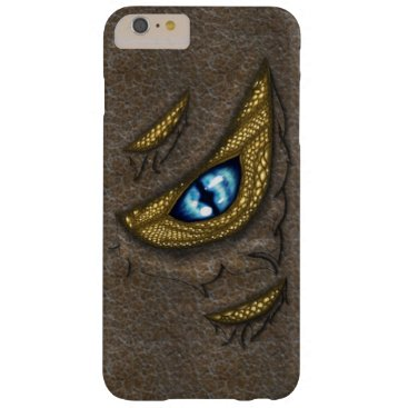 Deep Within, Blood and Monsters Barely There iPhone 6 Plus Case