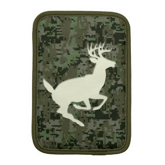 Deep Woods Digital Camouflage Camo Deer iPad Mini Sleeve