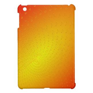 Deep yellow case for the iPad mini