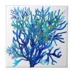 "DeepBlue Coral Ceramic Tile<br><div class=""desc"">Tile</div>"