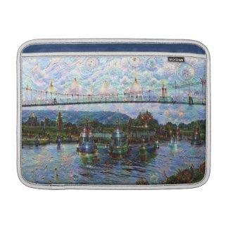DeepDream Pictures, Boat Sleeve For MacBook Air