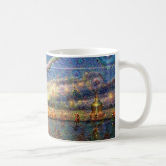 DeepDream Pictures, Landscapes Coffee Mug