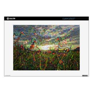 "DeepDream Pictures, Landscapes Skin For 15"" Laptop"