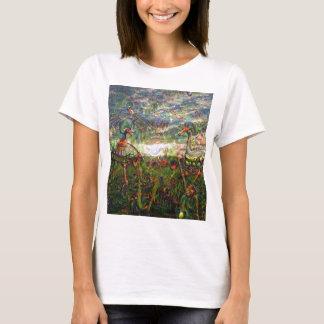 DeepDream Pictures, Landscapes T-Shirt