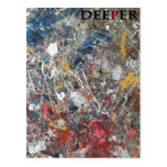 deeper ポストカード