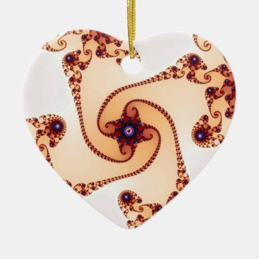 Deeper Ceramic Ornament