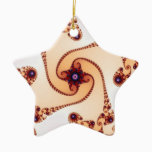 Deeper Ceramic Ornament