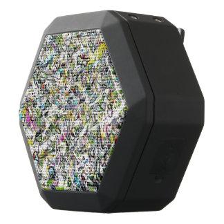Deeper- woqipow black bluetooth speaker