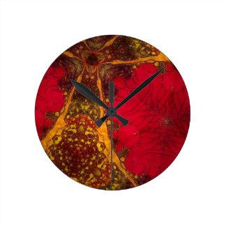 Deeply Passionate Round Clocks