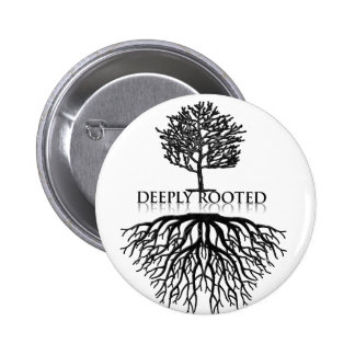 Deeply Rooted 2017 Pinback Button