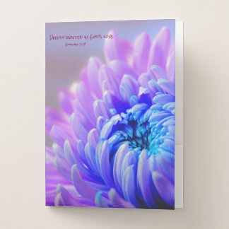 Deeply Rooted in God File Folder