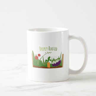 Deeply Rooted Coffee Mugs