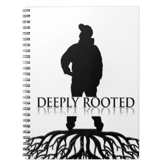 Deeply Rooted Notebook