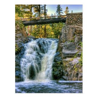 Deeps in Duluth Postcard