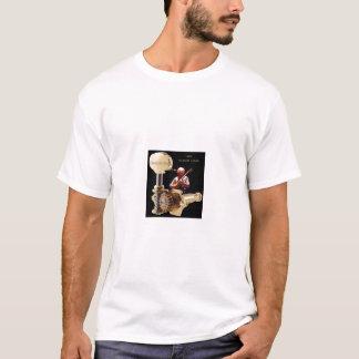 DeepTraks: Ladies Tonal Stripe T-Shirt