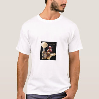 DeepTraks - Yes Tours: Tonal Stripe T-Shirt