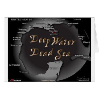 DeepWater Dead Sea Card