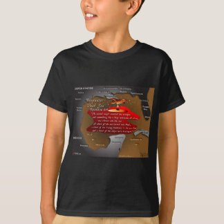 DeepWater Dead Sea Revelation 8:8 T-Shirt