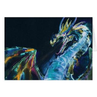 Deepwater Dragon Card