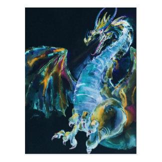 Deepwater Dragon Postcard