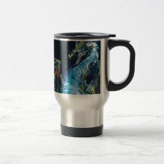 Deepwater Dragon Travel Mug