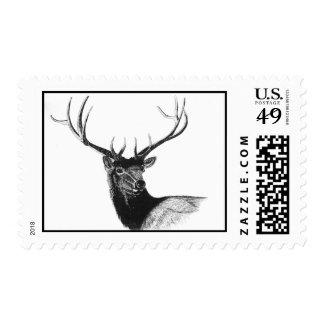 deer3724 stamp