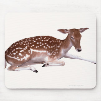 deer 2 mouse pad