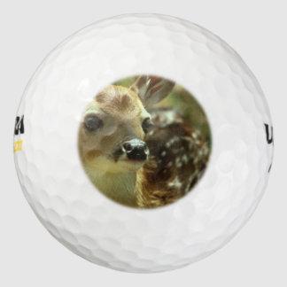 deer-33 pack of golf balls