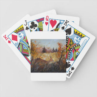deer 766120.JPG Bicycle Playing Cards
