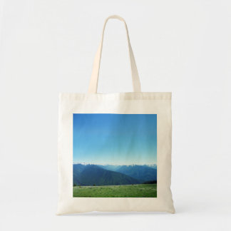 Deer and the Olympics Tote Bag