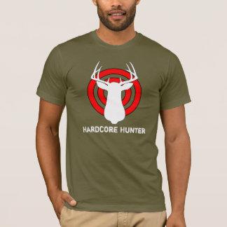 Deer Antlers Bullseye T-Shirt
