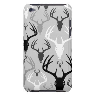 Deer Antlers Skull pattern iPod Touch Case