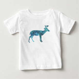 Deer art baby T-Shirt