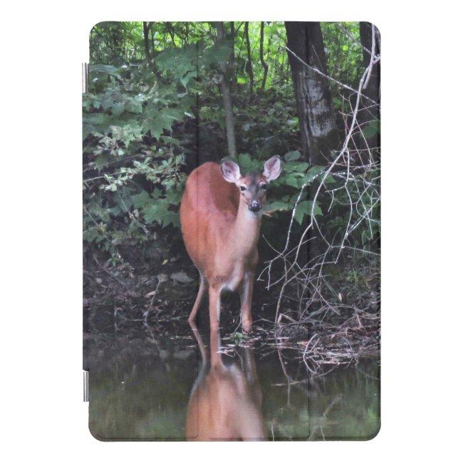 Deer at Forest Pond 10.5 iPad Pro Case