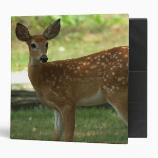"Deer, Avery Signature 2"" Binder. Binder"