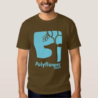 Deer Beer Blue - Polyflower 2009 T Shirt