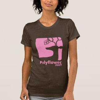Deer Beer Pink - Polyflower 2009 Tee Shirt
