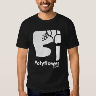 Deer Beer White - Polyflower 2009 T-shirts