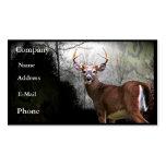Deer Buck Business Card Customizable