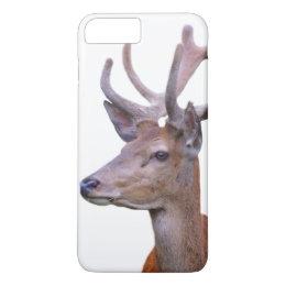 Deer buck woodland forest animal photo iPhone 8 plus/7 plus case