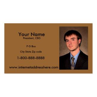 Deer Business card