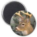 deer camo] magnet