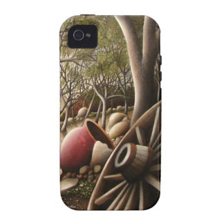 Deer Canyon Vibe iPhone 4 Case
