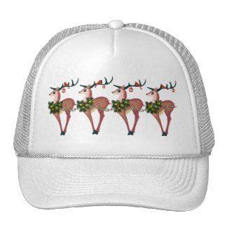 Deer Cheer Cap Trucker Hat