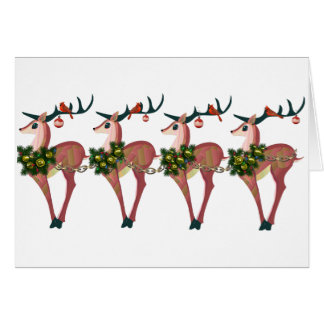 Deer Cheer Holiday Card