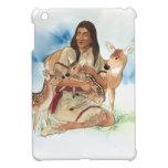 Deer Clan Mother iPad Mini Covers