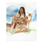 Deer Clan Mother Letterhead