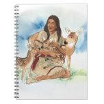 Deer Clan Mother Notebook